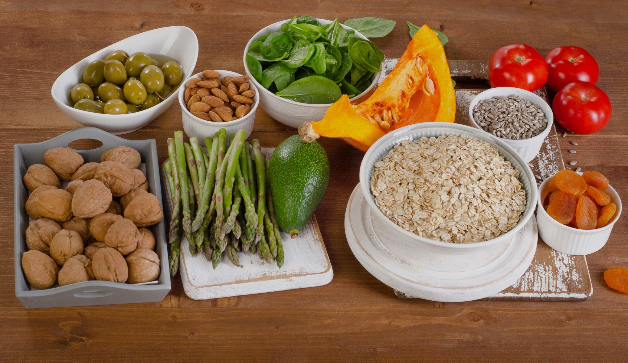 Gesunde Ernährung für eine Top Fitness mit 50plus