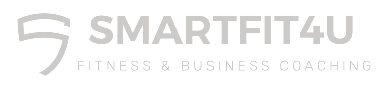 Logo white SMARTFIT4U Fitness & Business Coaching