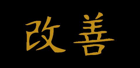 Kaizen Symbol SMARTFIT4U Philosophie